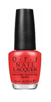OPI NeglelakMy Paprika is Hotter than Yours, 15ml.