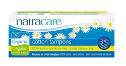 Natracare tampon regular 20 stk.