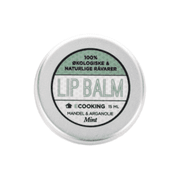 Ecooking Lip balm mint, 15 ml