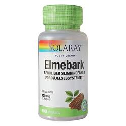 Elmebark slippery elm 400 mg, 100kap.