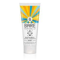 Bare Republic Mineral Body SPF 50 Lotion, 100 ml