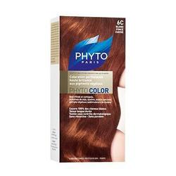 Dark Coppery Blond 6C Phyto Phytocolor, 100 ml