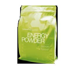 LinusPro Energy Powder Lemon, 1 kg.