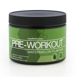 LinusPro Pre-Workout (PWO) Watermelon, 300g.