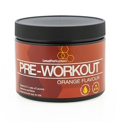 LinusPro Pre-Workout (PWO) Appelsin, 300 g.