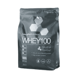 LinusPro WHEY100 Neutral, 1kg.