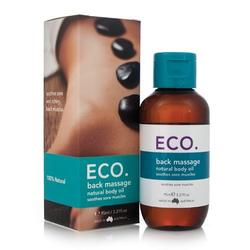 ECO Massageolie Ryg, 95 ml.