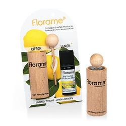 Aromatic Wooden Diffuser Lemon, 1 pk.