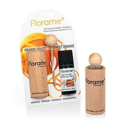 Aromatic Wooden Diffuser Sweet Orange, 1 pk.