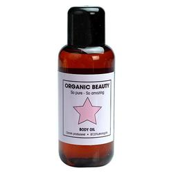 Organic Beauty body oil, 100 ml.