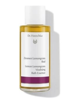 Dr.Hauschka Lemon lemongrass vitalising bath essence, 100 ml