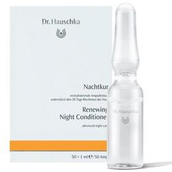Dr.Hauschka Renewing night conditioner 50 ampuller, 1 pk