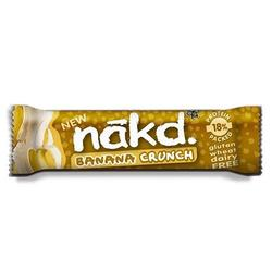 Näkd bar banana crunch, 30 g
