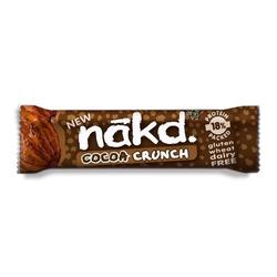 Näkd bar cacoa crunch, 35 g