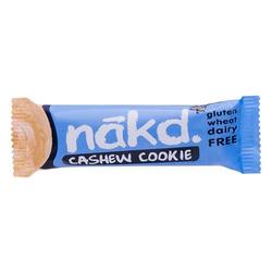 Näkd bar cashew cookie, 35 g