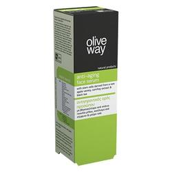 Olive Way Ansigtsserum anti-age, 30 ml