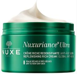 Nuxe Ultra Nuxuriance Replenishing Rich Cream Global Anti-aging, 50 ml
