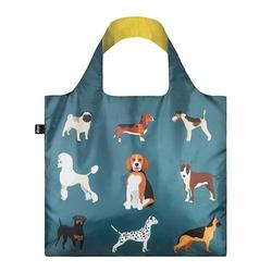 Shopper Loqi Dogs Woof Øko-Tex certificeret, 1 stk