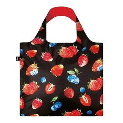 Shopper Loqi Juicy Strawberry Øko-Tex certificeret, 1 stk