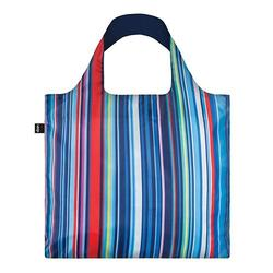 Shopper Loqi Nautical Stripes Øko-Tex certificeret, 1 stk