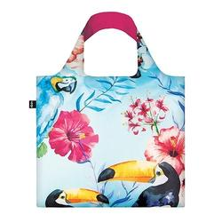 Shopper Loqi Wild Birds Øko-Tex certificeret, 1 stk