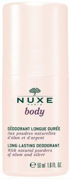 Nuxe Body Long-Lasting Deodorant roll-on, 50ml