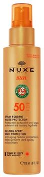 Nuxe Sun Melting Spray High Protection SPF 50, 150ml