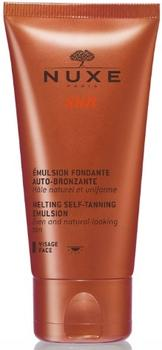 Nuxe Sun Self-Tanning Emulsion, 50ml