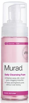 Murad Pore Reform Daily Cleansing Foam, 150ml