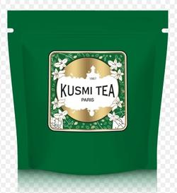 Kusmi Tea Paris Green Earl Grey with liquorice, 80g