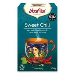 Yogi Tea Sweet Chili Ø, 17 br