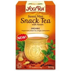 Yogi Tea Sweet Mint snack Ø, 17 br