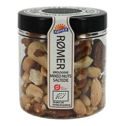Mixed nuts saltede Ø, 125 g