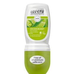 Lavera Deo Roll-On Lime & Verbena Body & Wellness Care, 50 ml