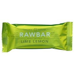 Rawbar Lime-lemon Organic Nature, 50 g