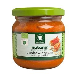 Nutana Cashew cream with paprika Ø, 180 g