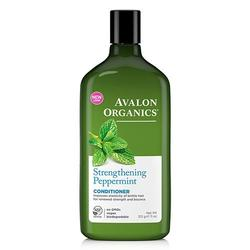 Avalon Organics Conditioner Peppermint Strengthening, 312 g