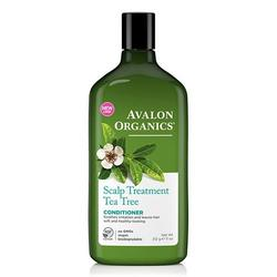 Avalon Organics Conditioner Tea Tree Scalp Treatment, 312 g