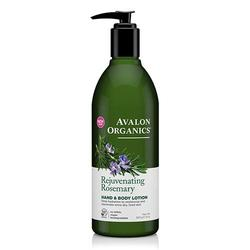 Avalon Organics Hand & Bodylotion Rosemary Rejuvenating, 340 g
