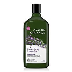 Avalon Organics Shampoo Lavender Nourishing, 325 ml