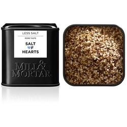 Mill & Mortar Salt og Hearts Ø, 60g