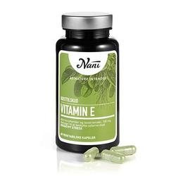Nani E-vitamin Food State, 60 Tab