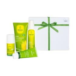 Weleda Gaveæske Citrus Every Day box Hand&nail cream,bodywash,lotion,deo