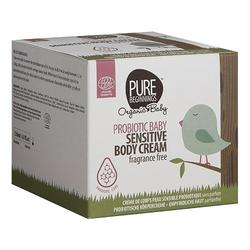 Pure Beginnings Baby sensitive body cream fragrance free, 250 ml