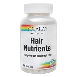 Solaray Hair Nutrient, 60 kap / 54 g
