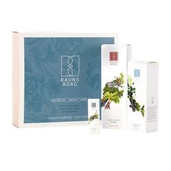 Gaveæske Raunsborg Bodylotion 200ml.,Handcream 100 ml.,Daycream 8 ml.