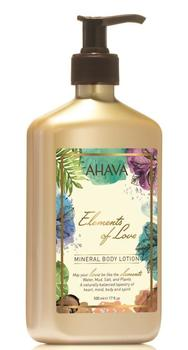 Ahava Mineral bodylotion Elements of Love, 500ml.