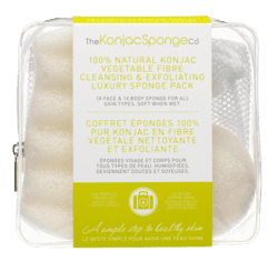 100% PURE KONJAC DELUXE DUO REJSESÆT