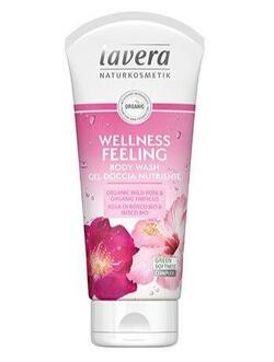 LAVERA Body Wash Wild Rose Body & Wellness Care