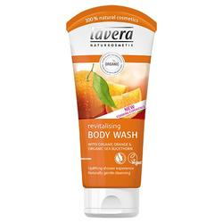 LAVERA  Revitalising Body Wash Orange Lavera Body & Wellness Care - nu med 25 ml ekstra